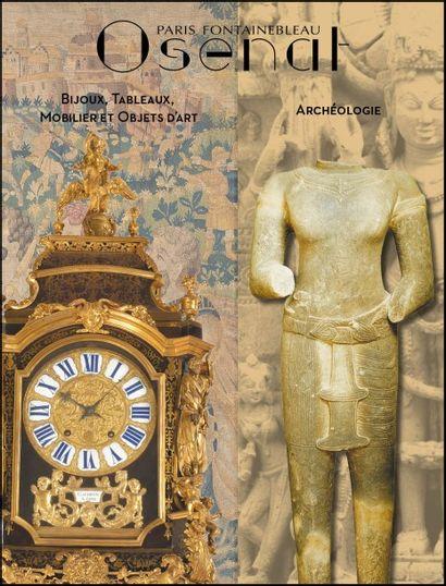 Meubles et objets d'art – bijoux