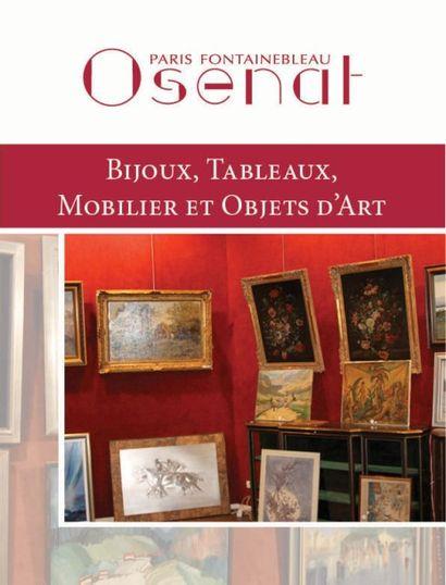 Bibelots – mobilier – tableaux - bijoux