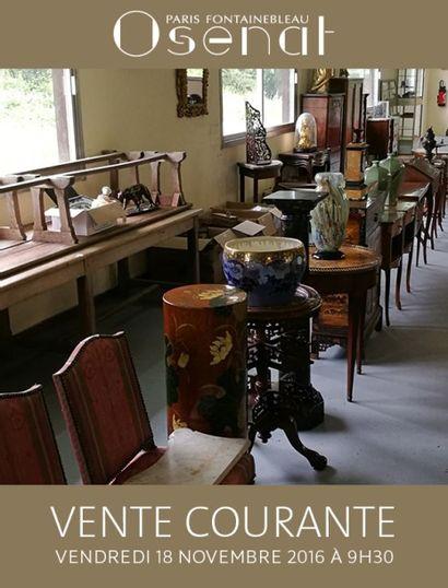 Vente courante (Chailly-en-Bière)