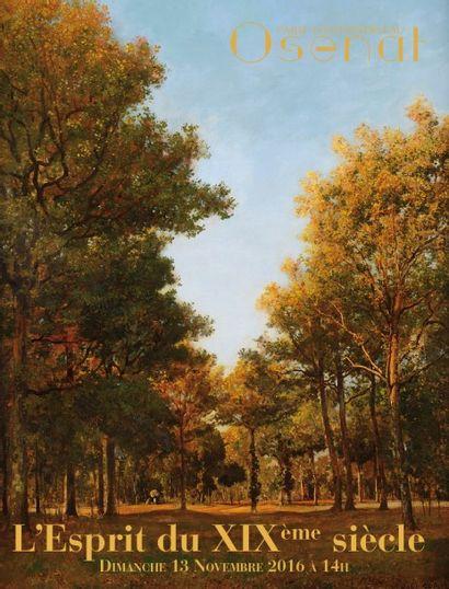 L'esprit du XIXème siècle, dessins, tableaux anciens, tableaux du XIXe