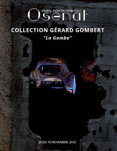 collection Gérard Gombert, automobiles, motos, pièces détachées, moteurs...