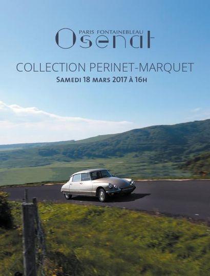 Collection Perinet Marquet - Automobiles de collection