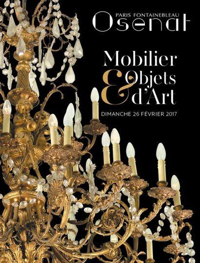 Meubles et Objets d'Art et de Décoration