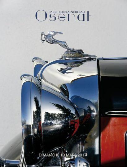 Collection de 14 motos de M.Migeon, automobiles de collection de M.cocheteux et à divers, automobilia