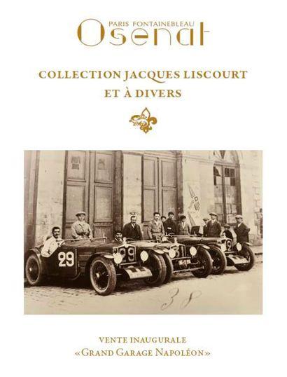 Automobiles de collection - Vente Inaugurale au Grand Garage 'Napoléon'