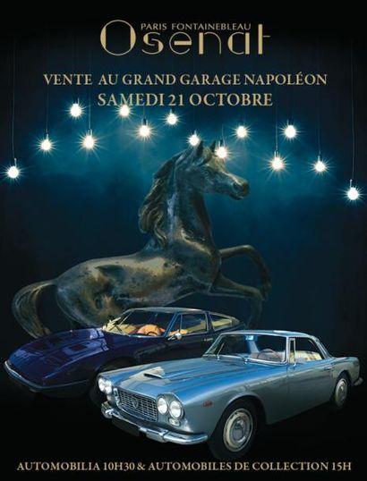 Automobilia & Automobiles de Collection