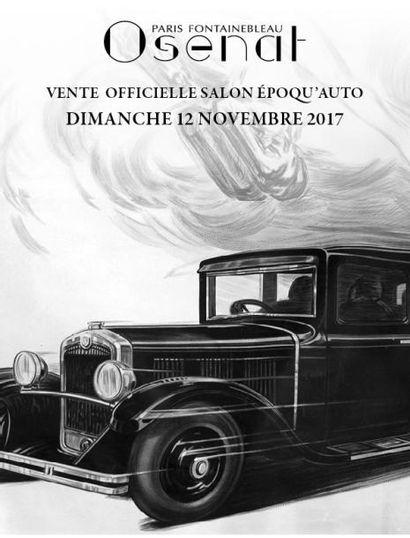 Salon Époqu'Auto - Automobilia