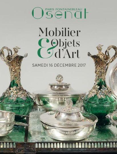 Mobilier, Objets d'Art, Luxe & Arts de la table