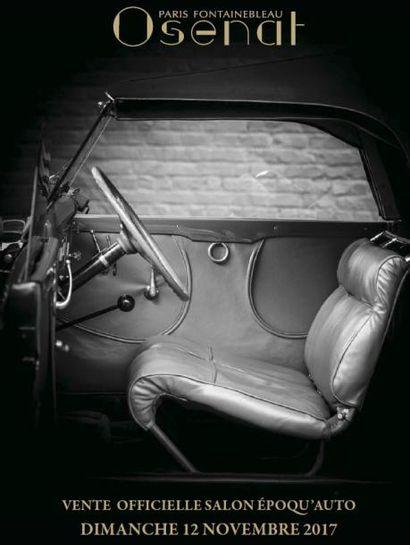 Salon Époqu'Auto - Automobiles de collection