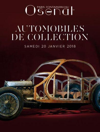 Automobiles de collection - Collection Louis Terzulli