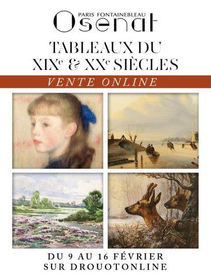 Tableaux du XIXe et XXe siècle - Vente Online