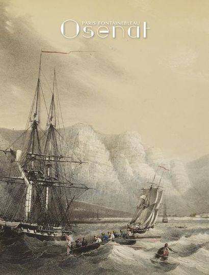 Vente à 11h : L'Empire à Fontainebleau, Livres et Manuscrits