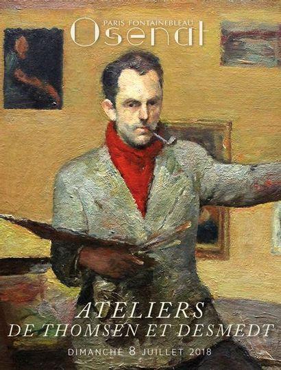 Ateliers de René THOMSEN et Lucien DESMEDT