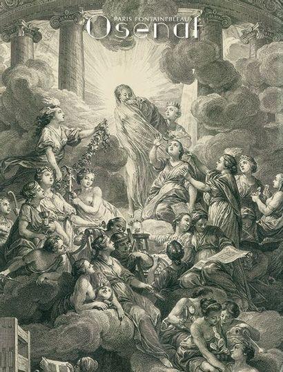 L'Empire à Fontainebleau, Manuscrits - lot 1 à 72