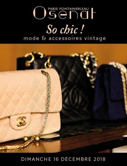 So Chic ! Mode & accessoires