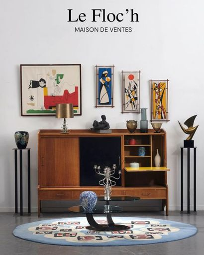 DESIGN, ARTS MODERNE & CONTEMPORAIN