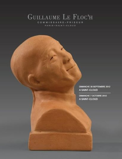 VENTE CATALOGUEE à SAINT-CLOUD - ART du XXème siècle