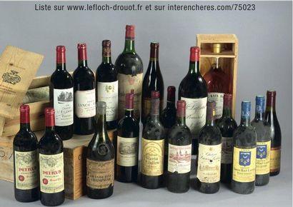 Grands Vins - Spiritueux - Champagne