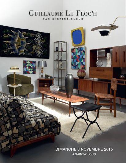 Arts et mobilier des XXe et XXIe siècles