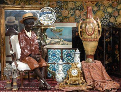 Vente classique à Drouot Richelieu : Tableaux, Objets d'art, Mobilier, Tapis et Tapisseries