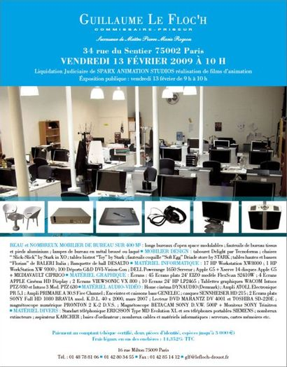Vente LJ - 75002 Pris