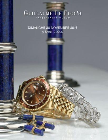 bijoux, montres, orfèvrerie, sur le thème de la mode, vintage