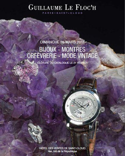Pièces - bijoux - montres - orfèvrerie - mode vintage