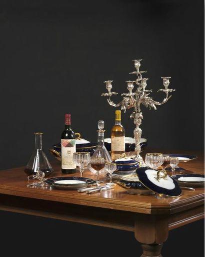 Grands vins & arts de la table