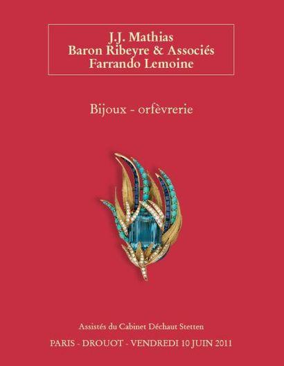 Bijoux - orfèvrerie