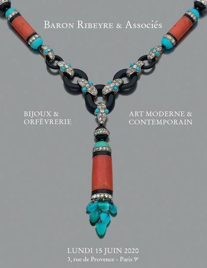 BIJOUX & ORFÈVRERIE - ART MODERNE & CONTEMPORAIN
