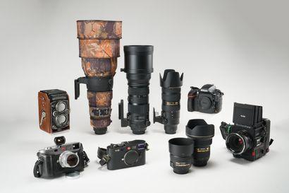 APPAREILS PHOTOGRAPHIQUES