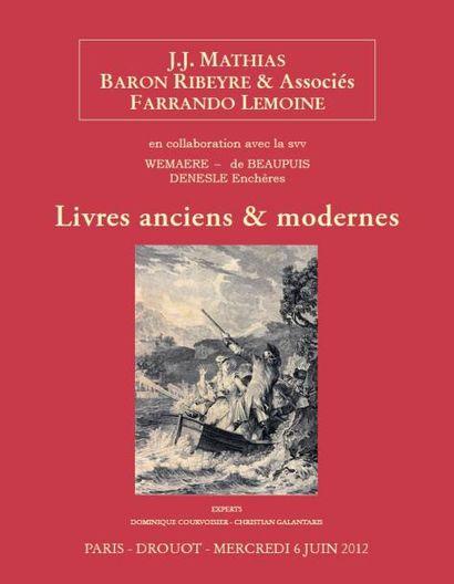 Éditions collectives d'auteurs classiques Livres anciens et modernes Autographes du XXe siècle