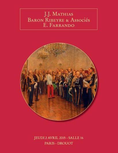 TABLEAUX-DESSINS ANCIENS et MODERNES BIJOUX EXTRÊME-ORIENT MOBILIER - OBJETS d'ART Succession de Madame G.