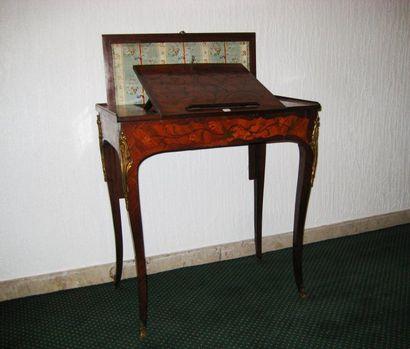 Tableaux, dessins, beau mobilier des XVIIIe et XIXe siècle provenant de Savoie