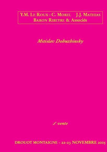Mstislav Dobuzhinsky part.I