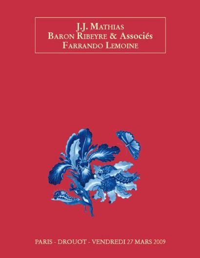 Bijoux-Montres-Dessins-tableaux-mobilier et objets d'art-Asie