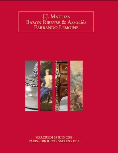 DESSINS et TABLEAUX - MOBILIER et OBJETS d'ART - TAPISSERIES et TAPIS