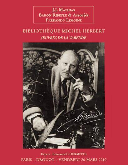 Bibliothèque Michel Herbert