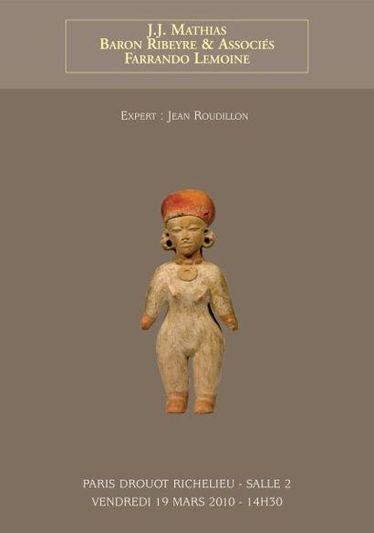 ICONES RUSSES ET GRECQUES XVIIIème - XXème SIECLE - ARCHEOLOGIE AMERICAINE - ART ET ETHNOGRAPHIE D'AFRIQUE