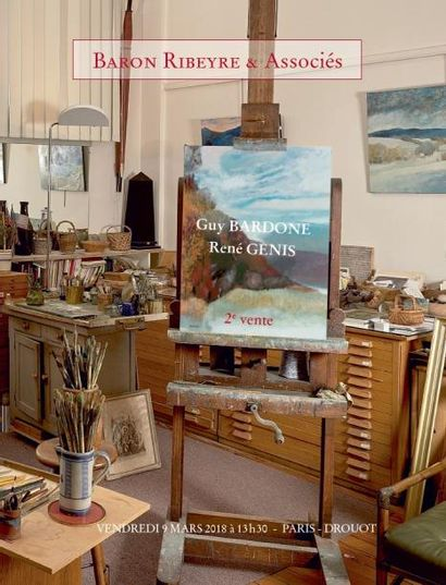 Atelier Guy BARDONE & René GENIS