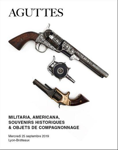 ARMES - MILITARIA - AMERICANA COMPAGNONNAGE