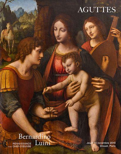 Bernardino Luini (v. 1480 - 1532) Renaissance d'un chef-d'œuvre