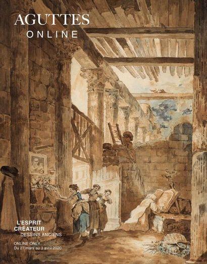 [ONLINE ONLY] L'ESPRIT CRÉATEUR - DESSINS ANCIENS