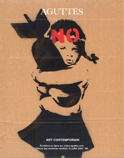 ONLINE ONLY : POST WAR AND CONTEMPORARY ART