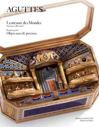 LA MESURE DES MONDES - ANCIENNE COLLECTION F. - PART ONE : FINE & PRECIOUS WORKS OF ART