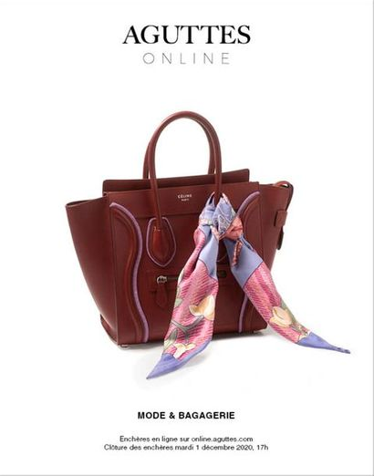 ONLINE ONLY : FASHION & LUGGAGE
