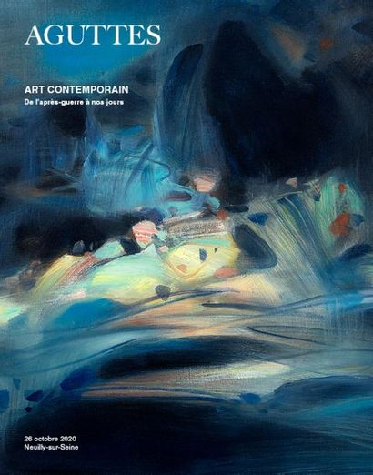 ART CONTEMPORAIN - De l'après guerre à nos jours