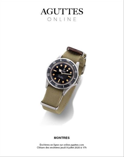 ONLINE ONLY : WATCHES