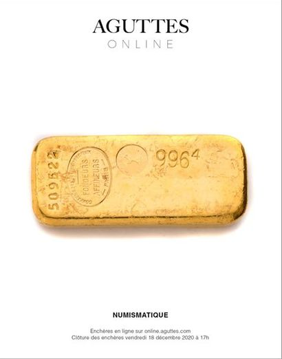 ONLINE ONLY: GOLD-COINS & INGOTS