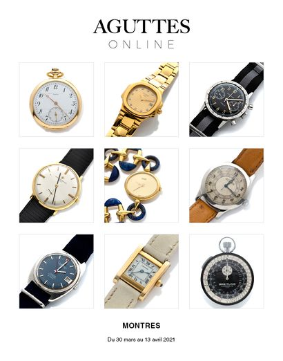 ONLINE ONLY: WATCHES
